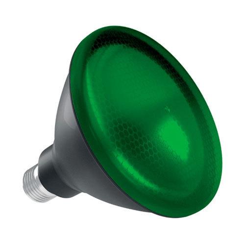 220V Par 38 LED Lamp E-27 Green Light 16W - ElectroMaterial
