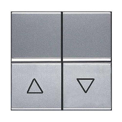 Niessen zenit n2244pl doble pulsador persianas plata - Niessen zenit precios ...