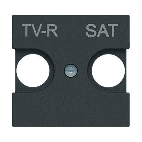 Niessen zenit n2250 1an tapa toma tv r sat antracita - Niessen zenit precios ...