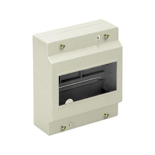 Cuadro el ctrico de superficie de 6 elementos - Cuadro electrico domestico ...