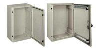 POLYESTER WITH DOOR CABINETS IP65
