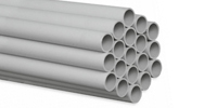 GREY RIGID PVC SLEEVE