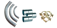 GALVANIZED STEEL PIPE ACCESSORIES