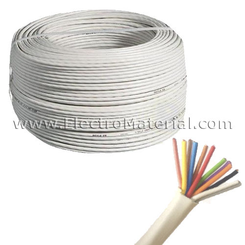 Cable entry phone 12x0,25 mm