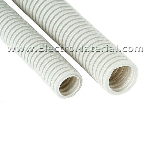 Halogen-free corrugated tube of 20 mm