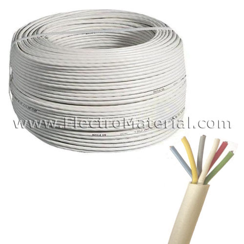 Electronic door Cable 6x0, 25 mm