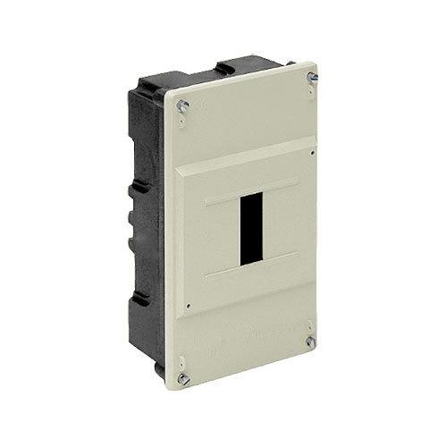 Cuadro el ctrico de empotrar de 4 elementos icp hasta 40a - Cuadro electrico domestico ...