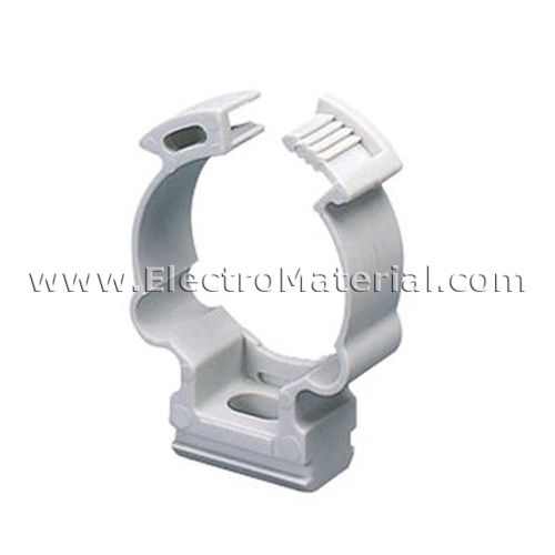Plastic bracket 16 mm