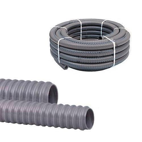 Tubo flexible zapa electromaterial for Tubo corrugado reforzado