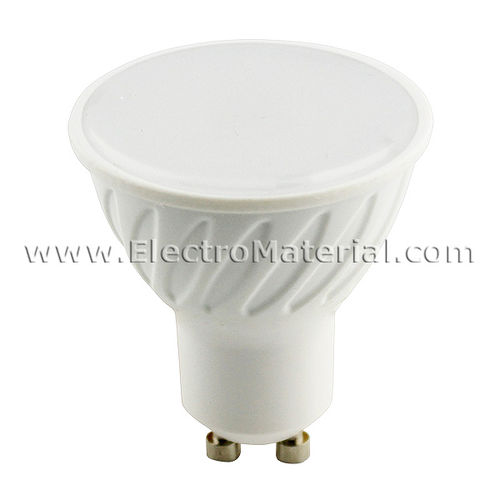 Dichroic GU10 220V DIMMABLE 7W LED Warm light