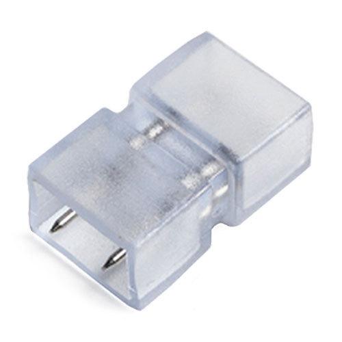 empalme silicone 2 pin 230v 5050 led strip electromaterial. Black Bedroom Furniture Sets. Home Design Ideas
