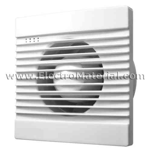Extractor bathroom slim and quiet 33 dB 13W | Betta BE1010