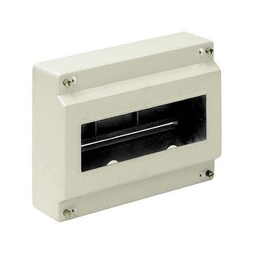 Cuadro el ctrico de superficie de 8 elementos - Cuadro electrico domestico ...