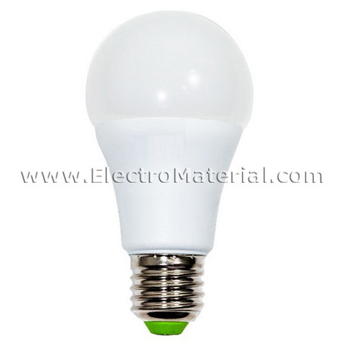 Standard LED 7W E-27 PC Cold light