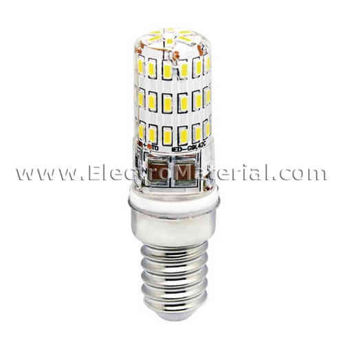 Tubular 360º E-14 LED 3W Warm light