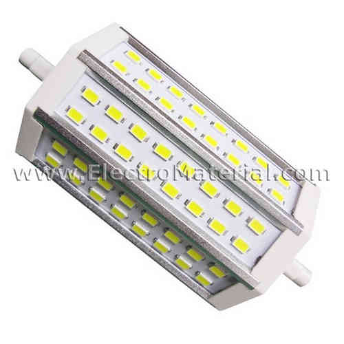 Linear LED lamp R7s 78 mm ADJUSTABLE 5W 4500K Daylight