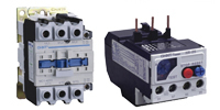 Contactors and thermal relays CHINT Electric