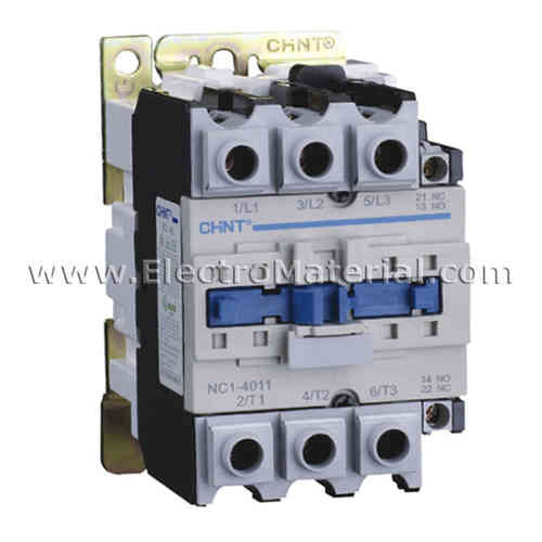 AC Contactor 3P 12 A and 7.5 CV | CHINT