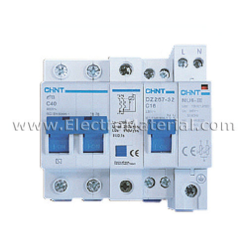 CHINT - Transient overvoltage permanante + 40 A Single phase