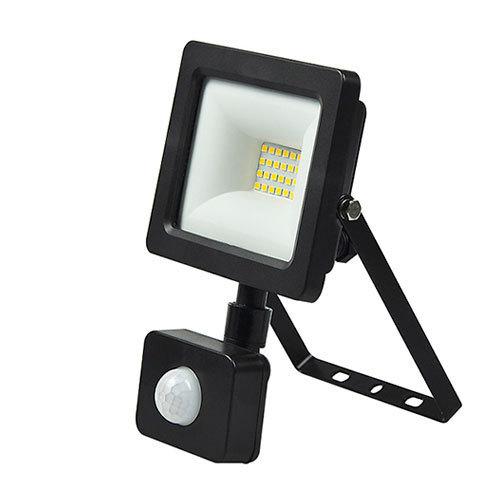 Proyector led ip65 de 20w luz fr a con sensor de movimientos - Sensor de movimiento para luz precio ...