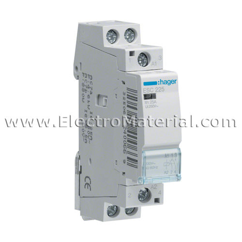 Modular Contactor 2NA of 25 A | HAGER