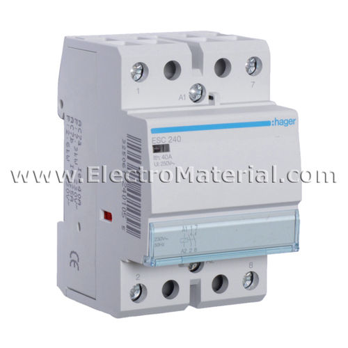 Modular Contactor 2NA of 40 A | HAGER