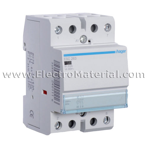 Modular Contactor 2NA of 63 A | HAGER