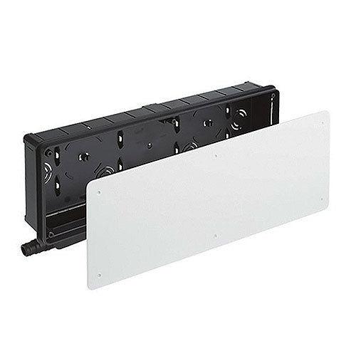 Cajas de empalmes y registros de empotrar electromaterial for Caja aire acondicionado