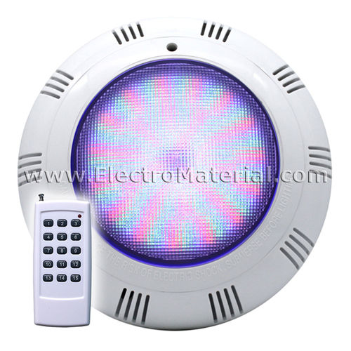 Lámpara piscina PAR56 de Superficie LED 12V - 25W Luz RGB Multicolor