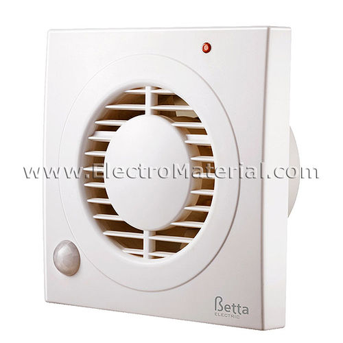 Bath extractor with motion sensor 33 dB of 15W | Betta BE1070